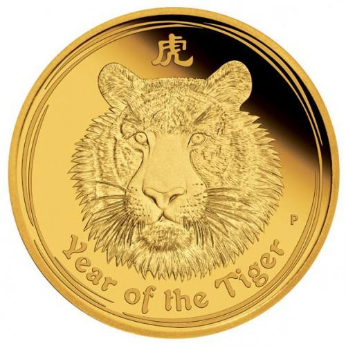 монета со знаком зодиака лев