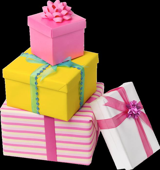 Связанные подарки на день рождения 47