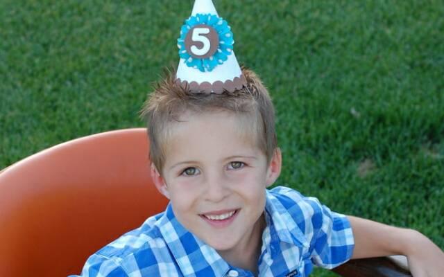 5 лет мальчику