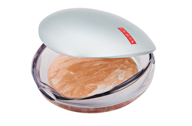 luminys baked face powder
