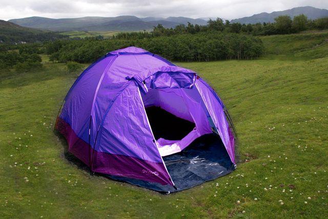 Палатка - один из самых востребованных подарков охотнику
